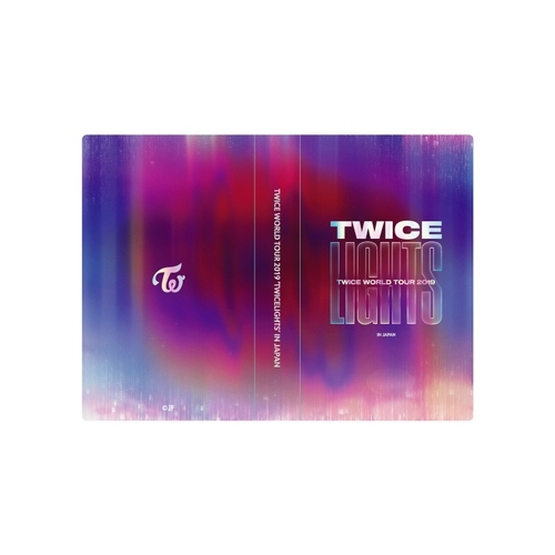 Twice World Tour 2019 Twicelights Mini Trading Card Case